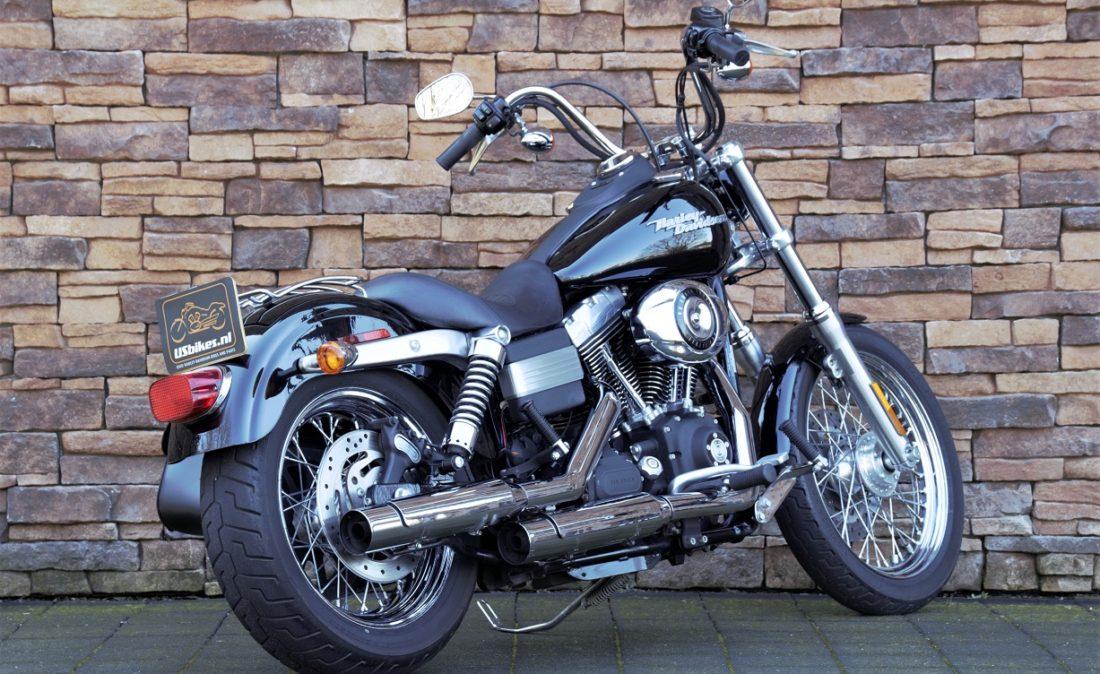2007 Harley-Davidson FXDB Dyna Street Bob RA