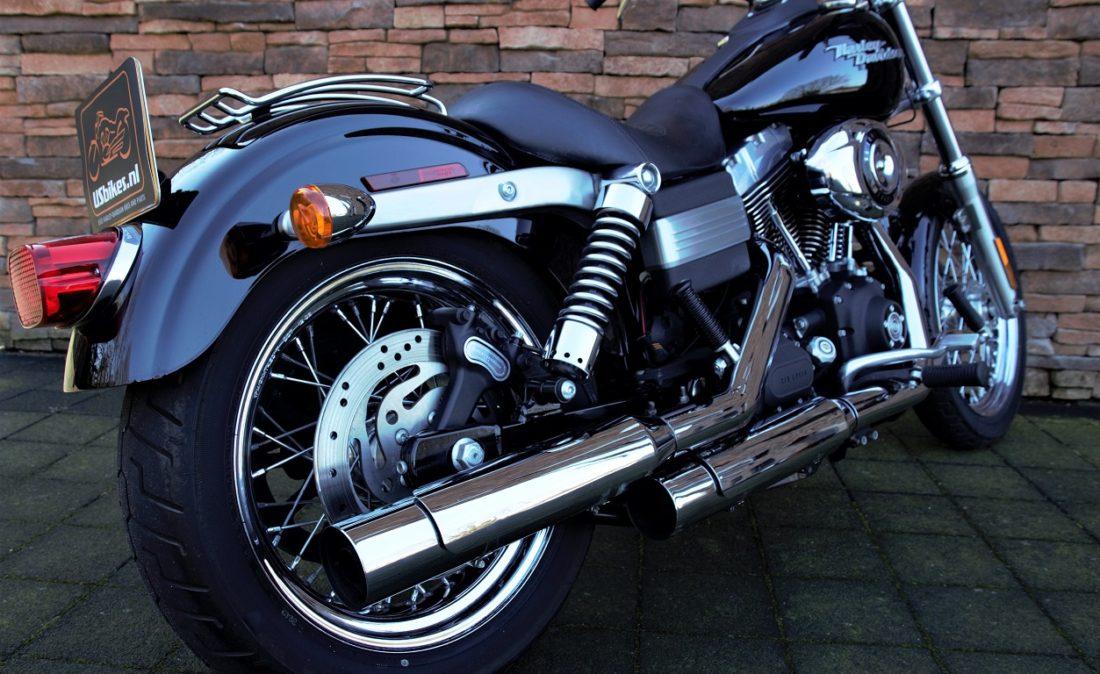 2007 Harley-Davidson FXDB Dyna Street Bob RAz