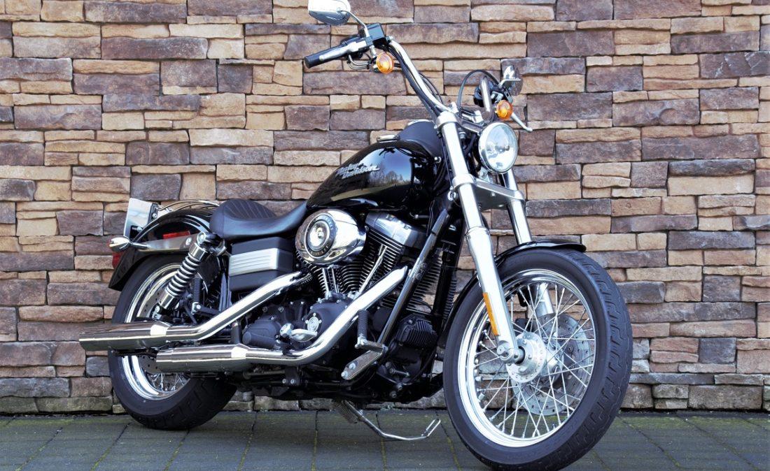 2007 Harley-Davidson FXDB Dyna Street Bob RV