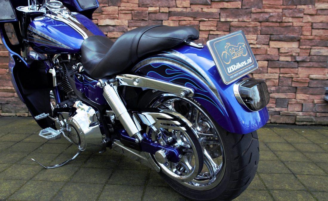 2008 Harley-Davidson FXDSE2 Dyna Screamin Eagle 110 CVO Clubstyle LAz