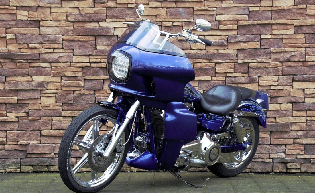 2008 Harley-Davidson FXDSE2 Dyna Screamin Eagle 110 CVO Clubstyle LV