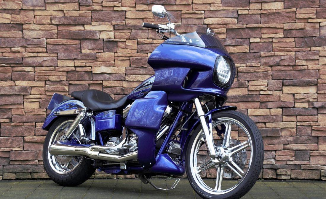 2008 Harley-Davidson FXDSE2 Dyna Screamin Eagle 110 CVO Clubstyle RV
