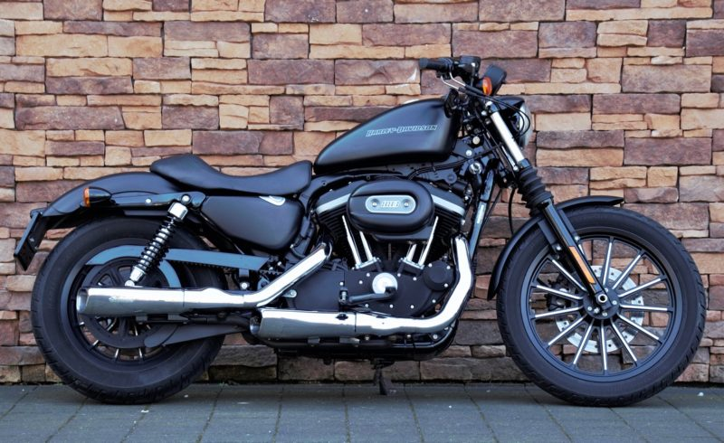 2010 Harley-Davidson XL883N Iron 883 Sportster