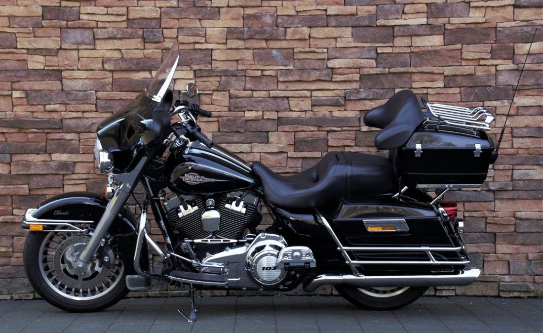 2012 Harley-Davidson FLHTC Electra Glide Classic Touring L