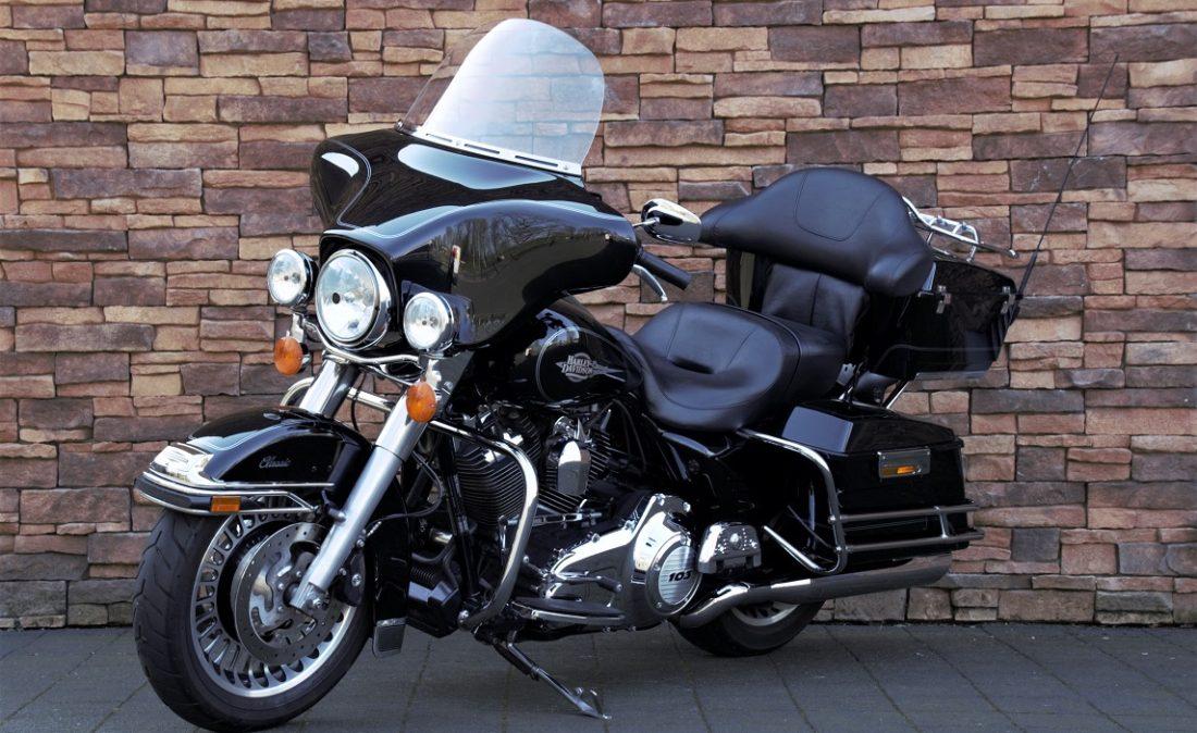 2012 Harley-Davidson FLHTC Electra Glide Classic Touring LV