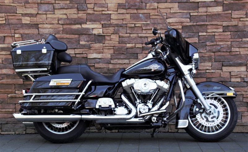 2012 Harley-Davidson FLHTC Electra Glide Classic Touring