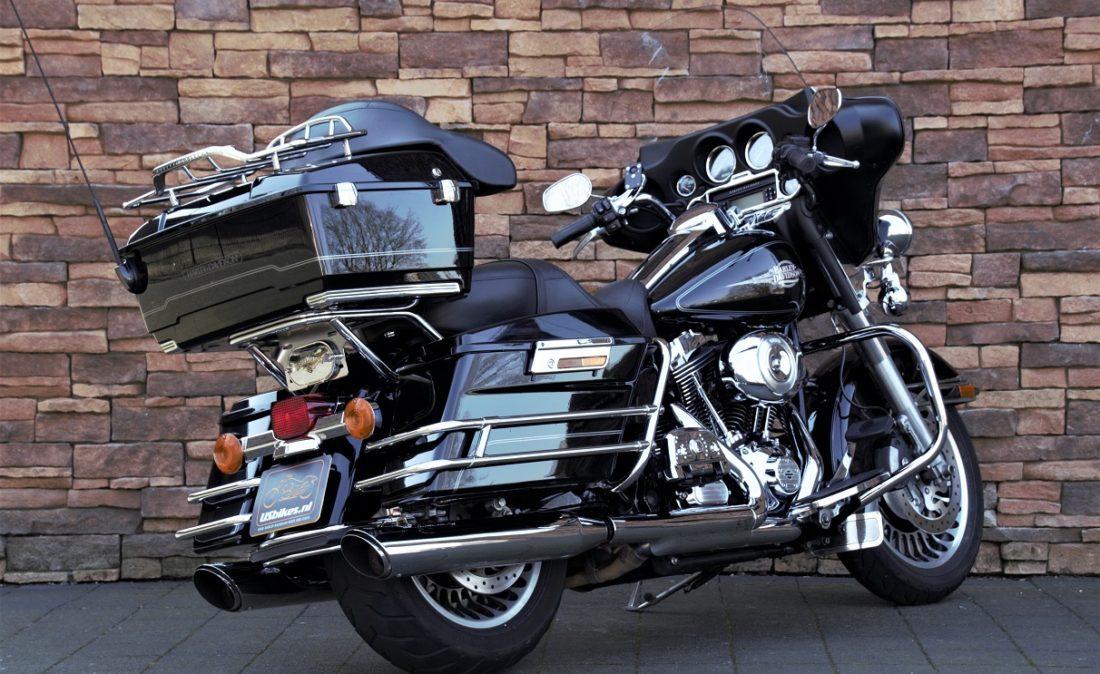 2012 Harley-Davidson FLHTC Electra Glide Classic Touring RA
