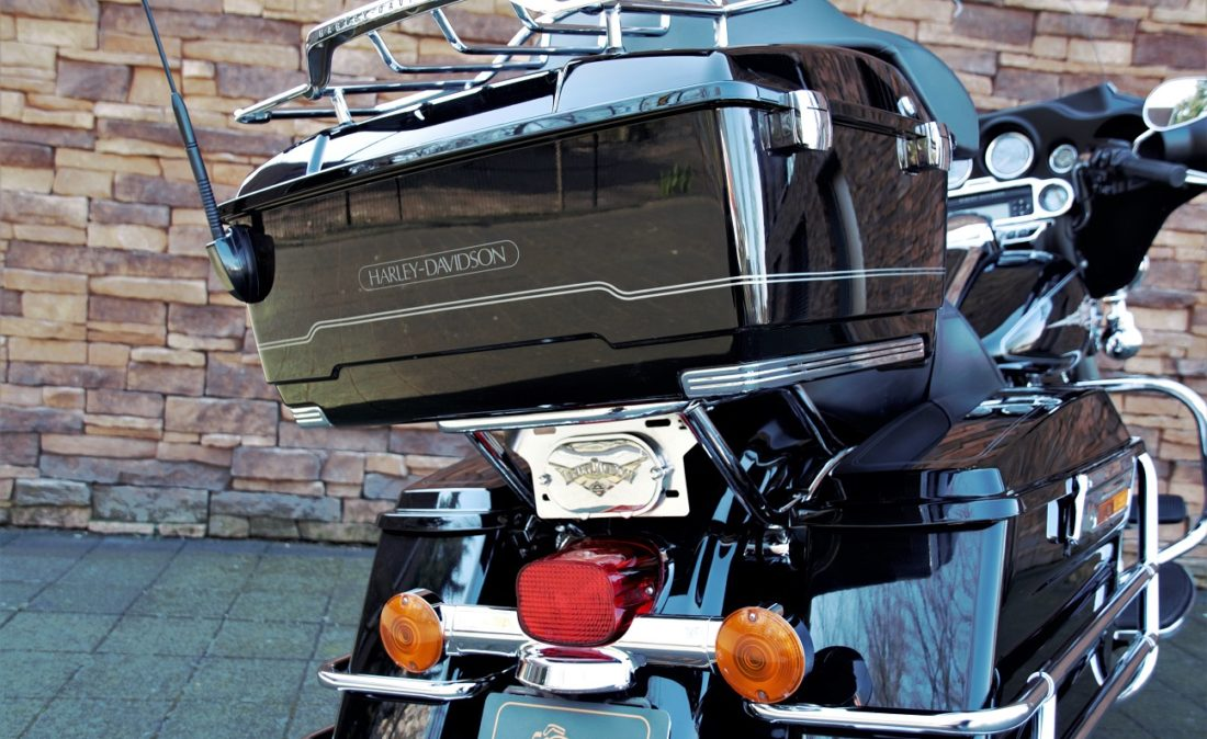 2012 Harley-Davidson FLHTC Electra Glide Classic Touring TCr