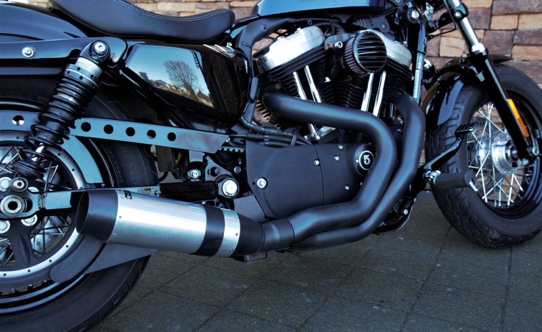 2012 Harley-Davidson XL1200X Sportster Forty Eight E1
