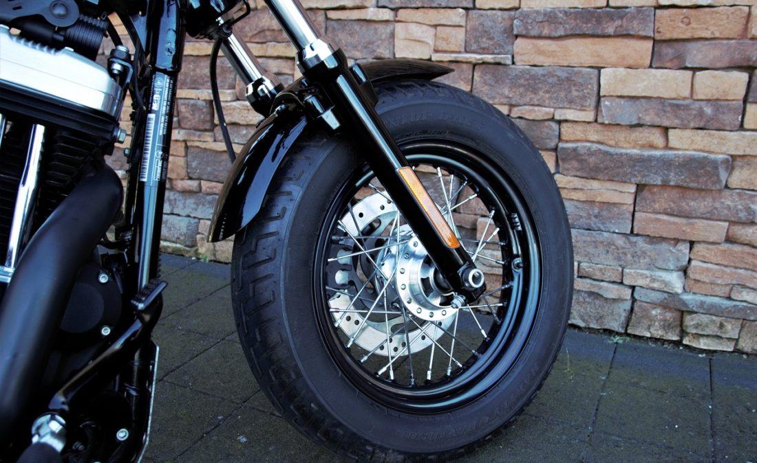 2012 Harley-Davidson XL1200X Sportster Forty Eight FW