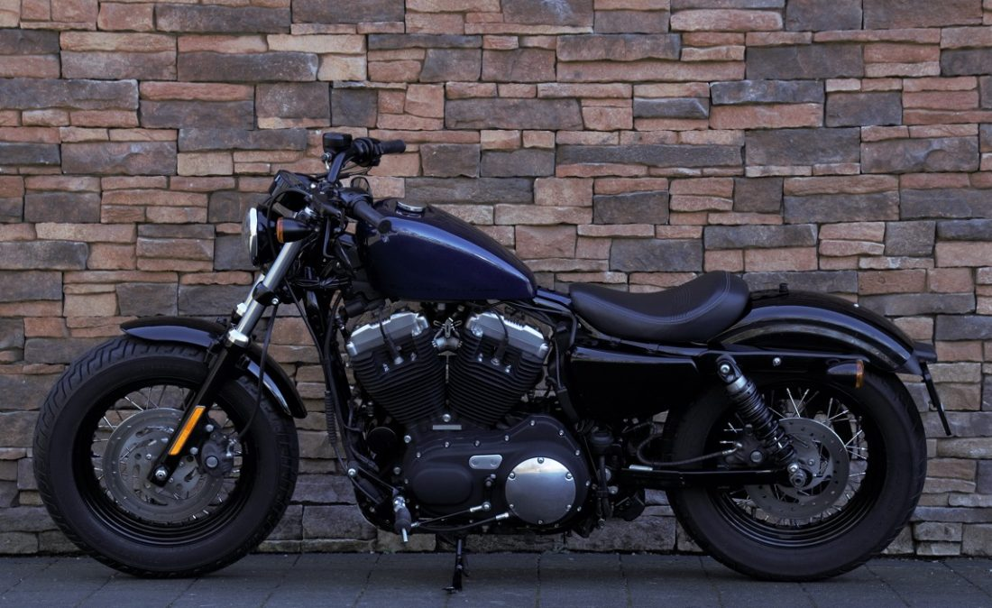 2012 Harley-Davidson XL1200X Sportster Forty Eight L
