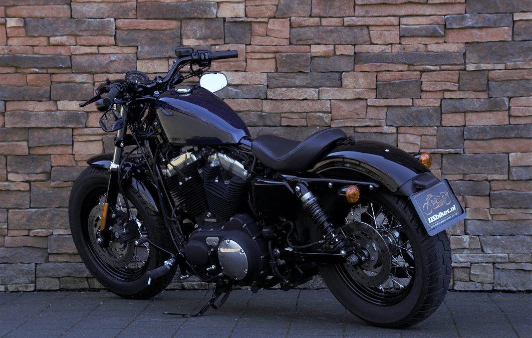 2012 Harley-Davidson XL1200X Sportster Forty Eight LA