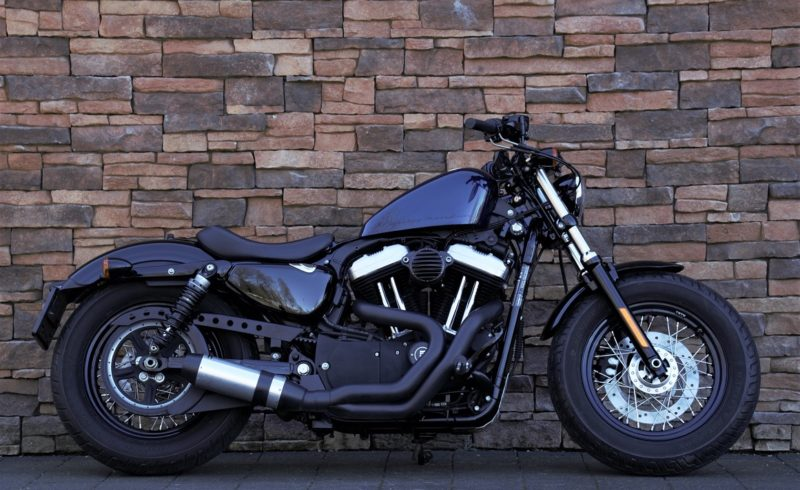 2012 Harley-Davidson XL1200X Sportster Forty Eight