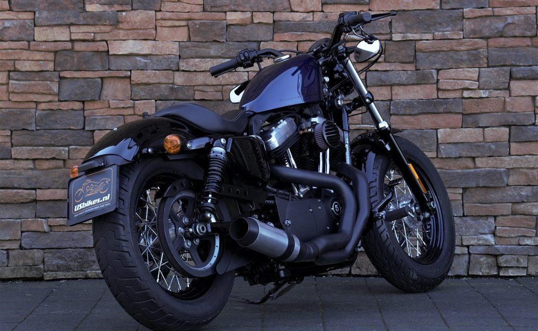 2012 Harley-Davidson XL1200X Sportster Forty Eight RA