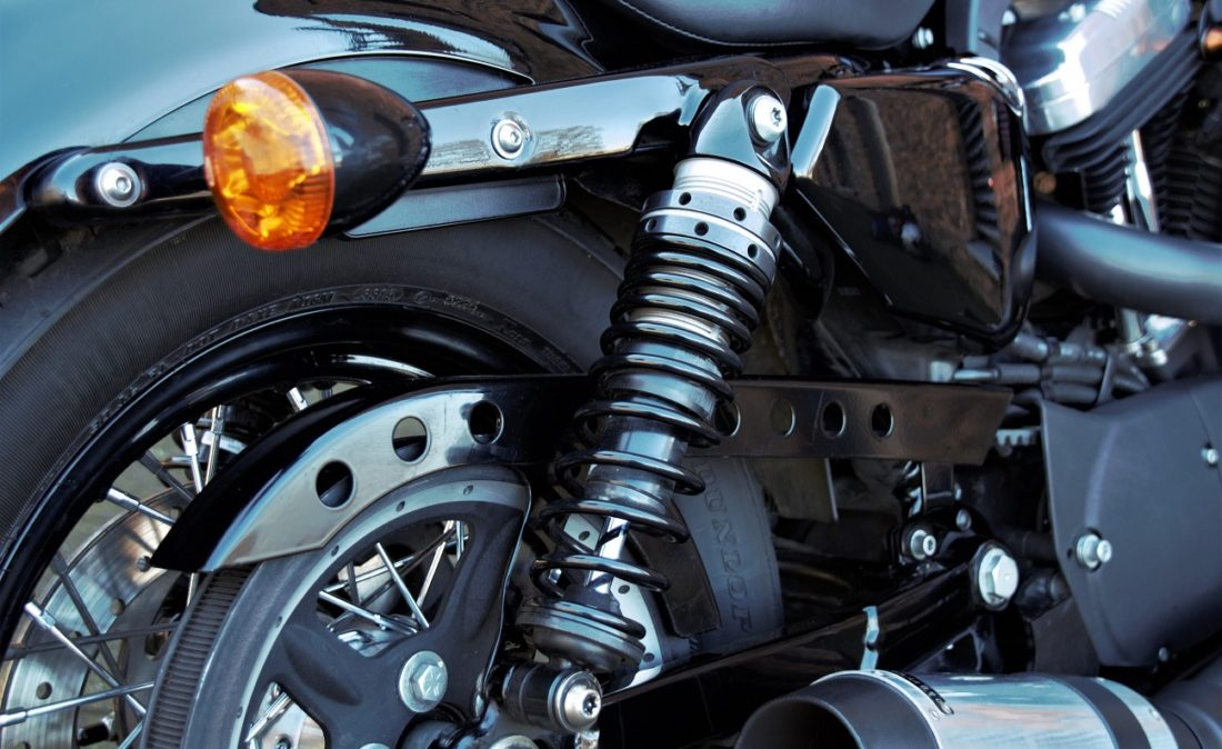 2012 Harley-Davidson XL1200X Sportster Forty Eight RS