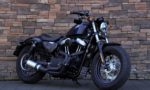 2012 Harley-Davidson XL1200X Sportster Forty Eight RV