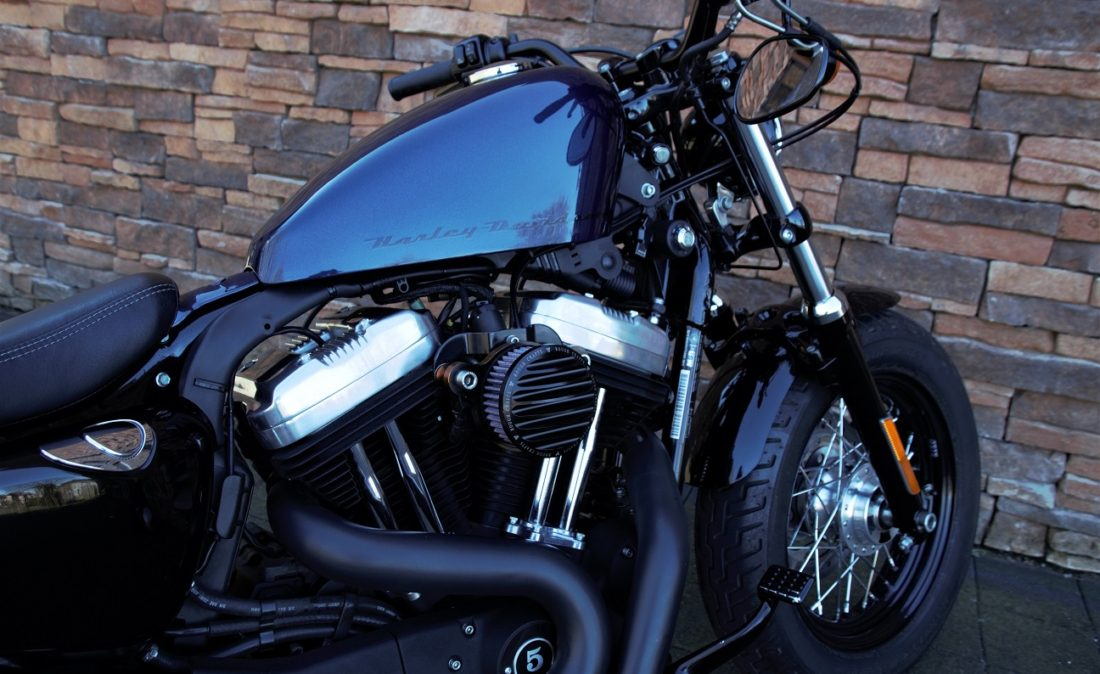 2012 Harley-Davidson XL1200X Sportster Forty Eight T