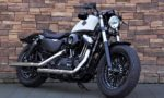 2017 Harley-Davidson XL1200 X Forty Eight Sportster RV