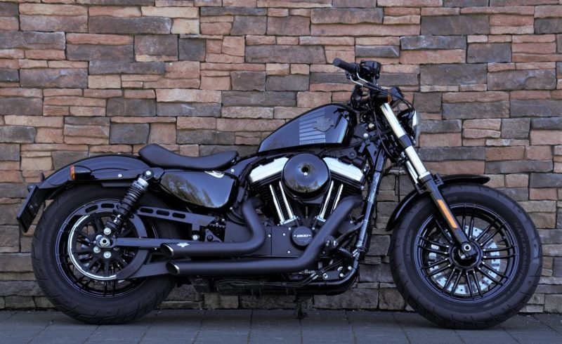 2017 Harley-Davidson XL1200X Sportster Forty Eight