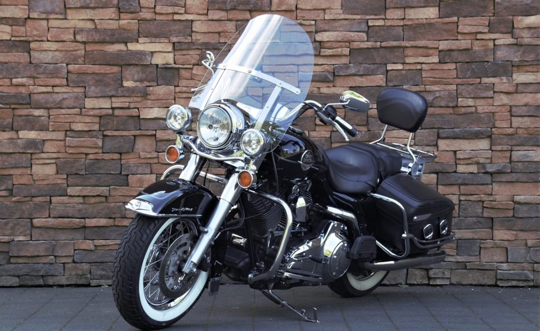 2008 Harley-Davidson FLHRC Road King Classic Touring LV