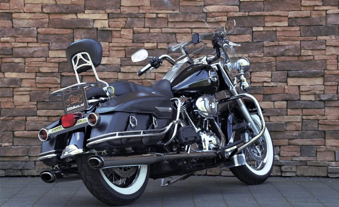 2008 Harley-Davidson FLHRC Road King Classic Touring RA