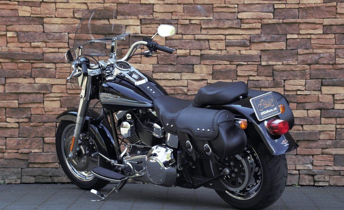 2009 Harley-Davidson FLSTF Fat Boy Softail LA