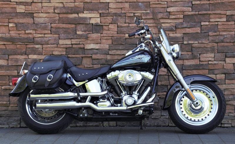 2009 Harley-Davidson FLSTF Fat Boy Softail Fatboy