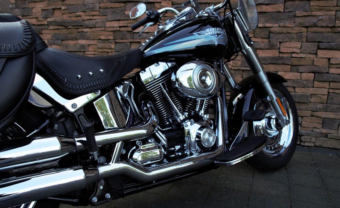 2009 Harley-Davidson FLSTF Fat Boy Softail RZ