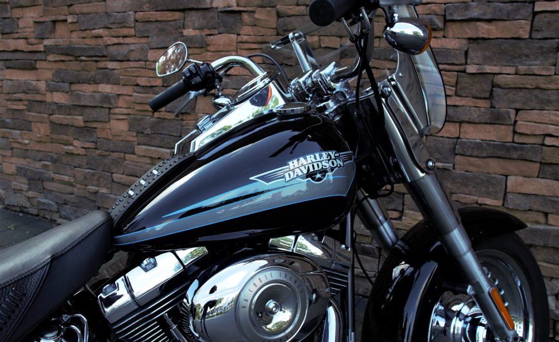 2009 Harley-Davidson FLSTF Fat Boy Softail TRZ