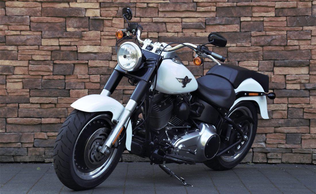 2010 Harley-Davidson FLSTFB Fat Boy Special Softail LV