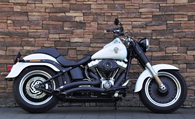 2010 Harley-Davidson FLSTFB Fat Boy Special Softail Fatboy