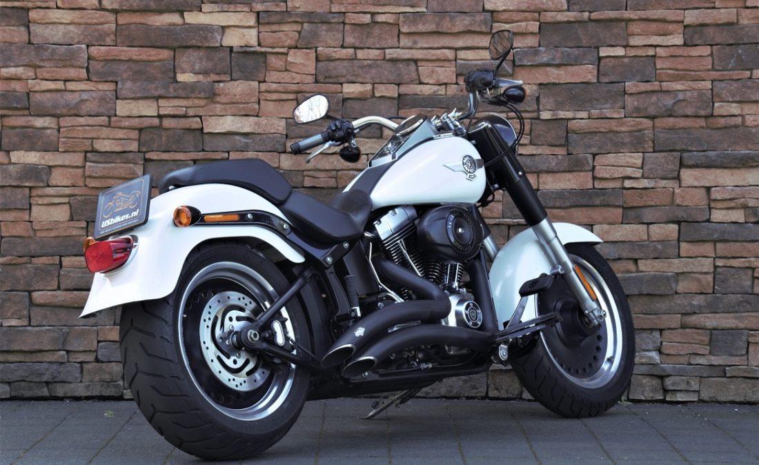 2010 Harley-Davidson FLSTFB Fat Boy Special Softail RA