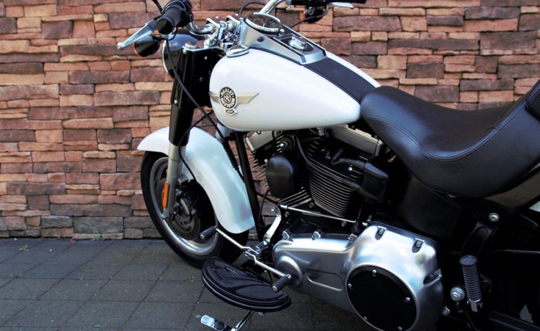 2010 Harley-Davidson FLSTFB Fat Boy Special Softail TZL