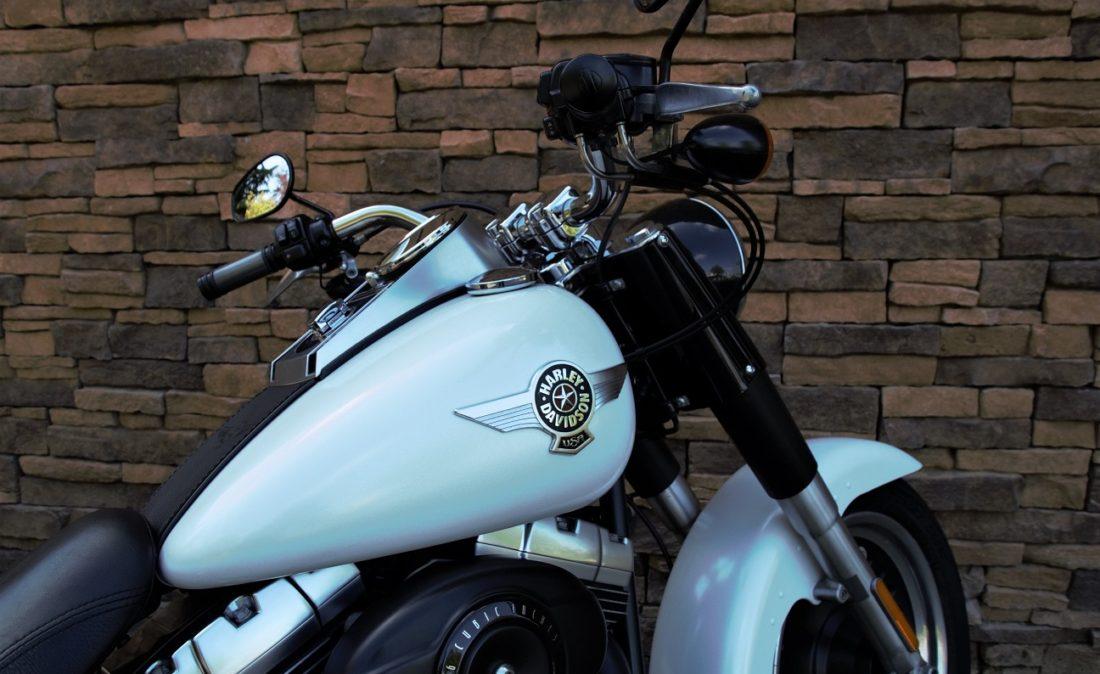 2010 Harley-Davidson FLSTFB Fat Boy Special Softail TZR