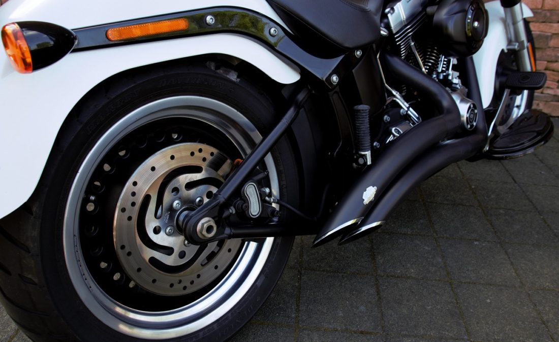 2010 Harley-Davidson FLSTFB Fat Boy Special Softail VH