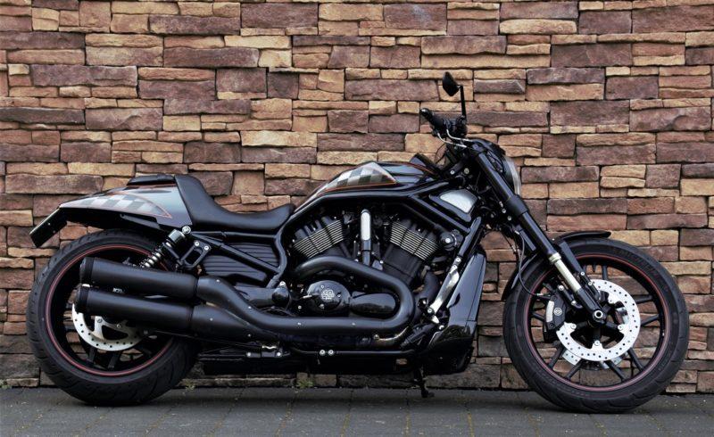 2012 Harley-Davidson VRSCDX Night Rod Special