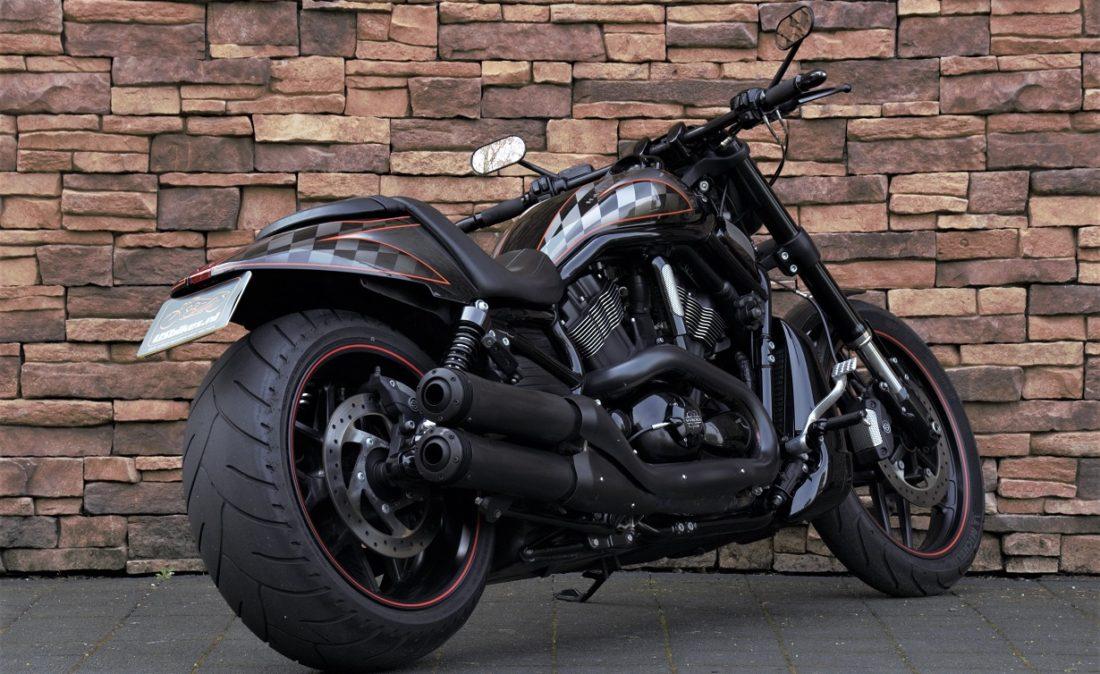 2012 Harley-Davidson VRSCDX Night Rod Special SP RA