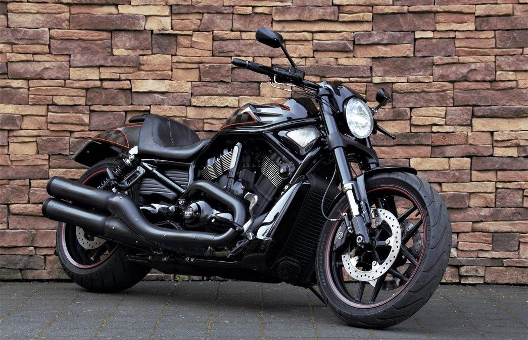2012 Harley-Davidson VRSCDX Night Rod Special SP RV