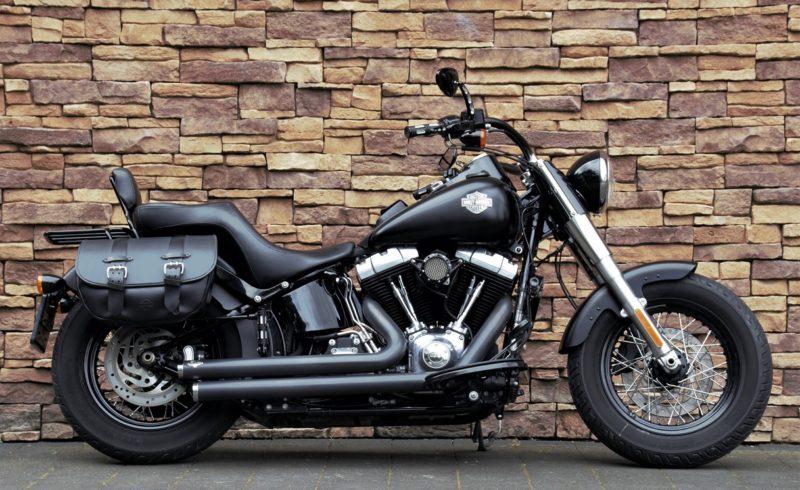2013 Harley-Davidson FLS Softail Slim 103 ABS