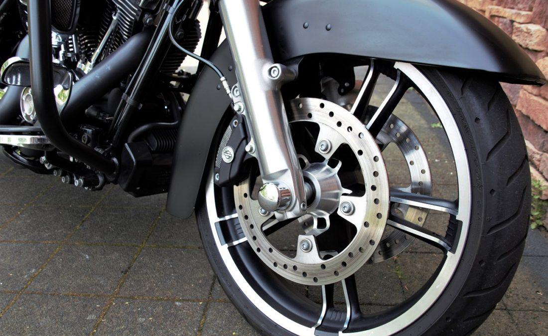 2014 Harley-Davidson FLHX Street Glide Rushmore FW