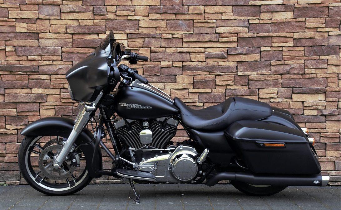 2014 Harley-Davidson FLHX Street Glide Rushmore L
