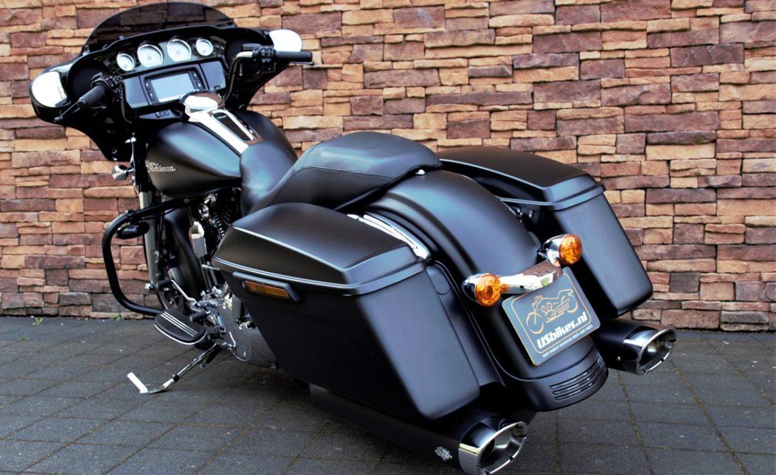 2014 Harley-Davidson FLHX Street Glide Rushmore LAA