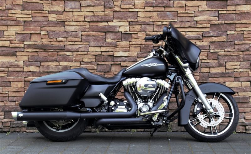 2014 Harley Davidson FLHX Street Glide Rushmore 103