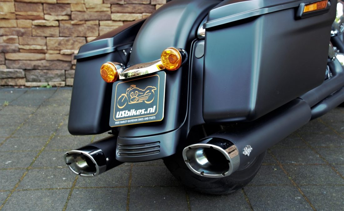 2014 Harley-Davidson FLHX Street Glide Rushmore VH