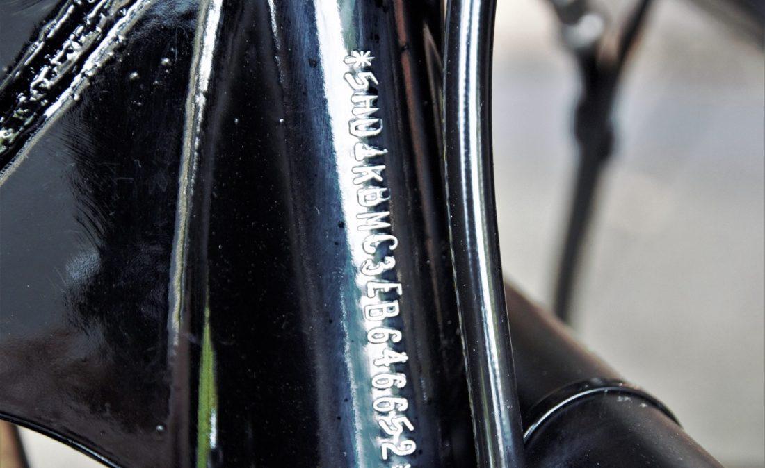 2014 Harley-Davidson FLHX Street Glide Rushmore VIN