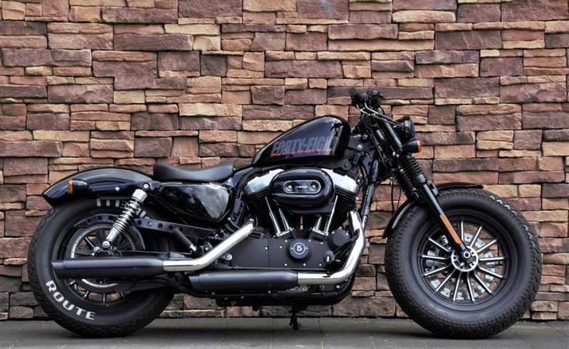 2015 Harley-Davidson XL 1200 X Sportster Forty Eight ABS 48
