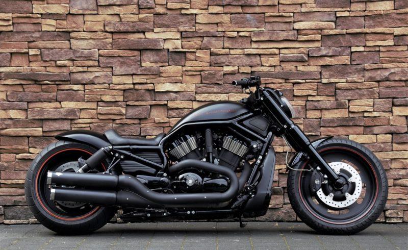 Harley-Davidson VRSCDX Night Rod Special Custom Airride 280