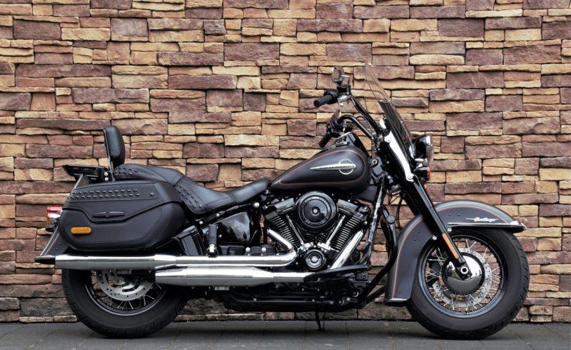 2018 Harley-Davidson FLHC Heritage Classic Softail 107 M8