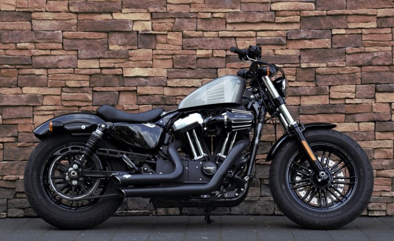 2016 Harley-Davidson XL1200X Forty Eight Sportster 48 ABS Vance Hines Screamin Eagle