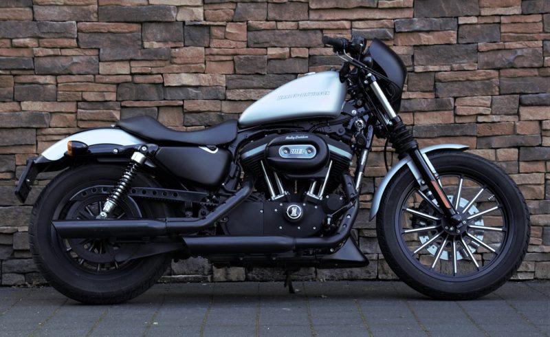 2010 Harley-Davidson XL883N Iron Sportster